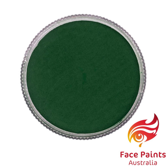 MID GREEN 30g essential by Face Paints Australia
