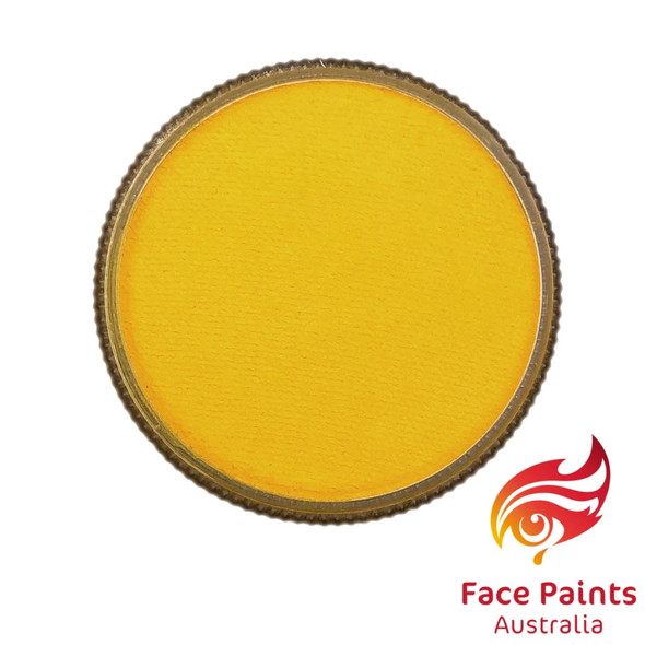 FPA ESSENTIAL YELLOW FACE PAINT