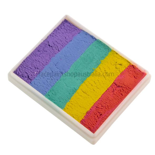 FAIRY NICE Rainbow 50g split cake