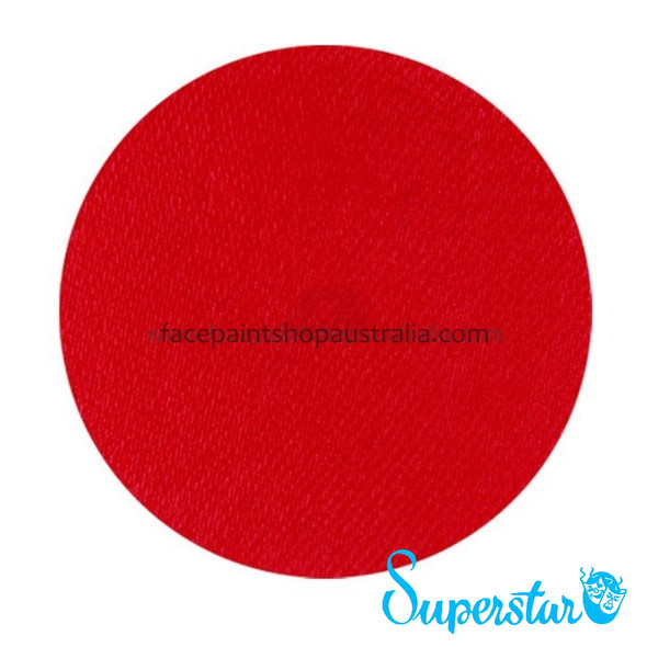 235 VALENTINE RED SHIMMER Superstar Aqua Face and Body Paint 16g