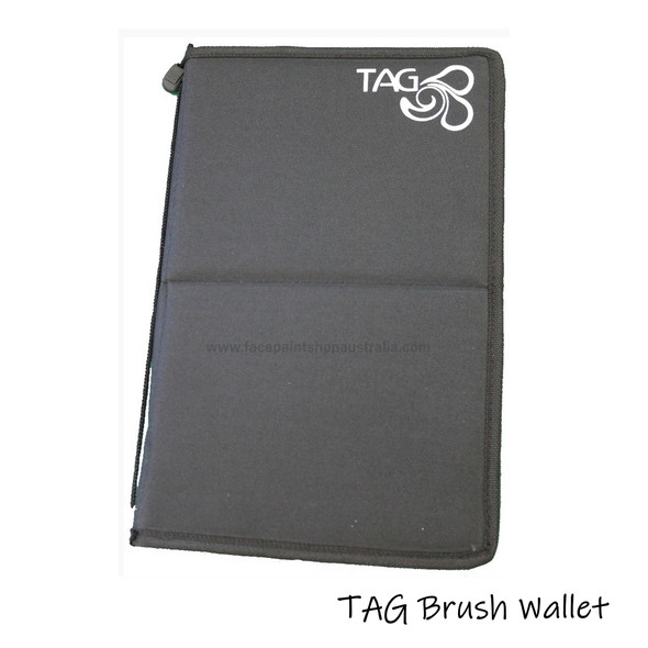 Brush Wallet (brushes not included)