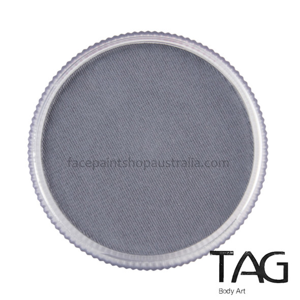 REGULAR SOFT GREY face and body paint by TAG