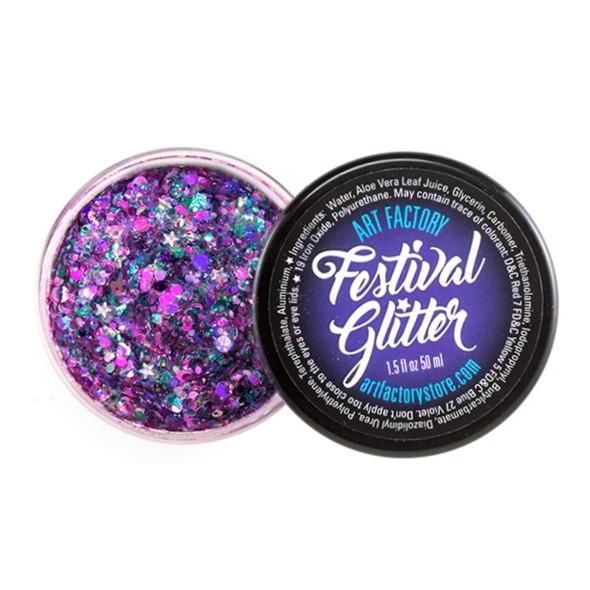 'UNICORN DREAMS' Festival Glitter by the Art Factory