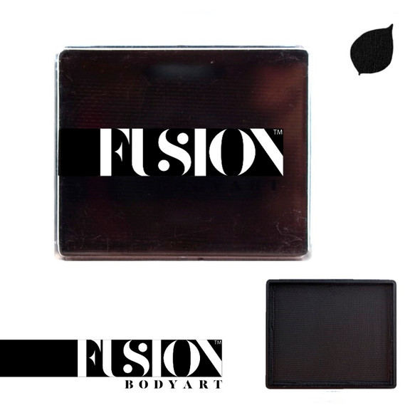 PRIME STRONG BLACK Face Paint 50g by Fusion Body Art