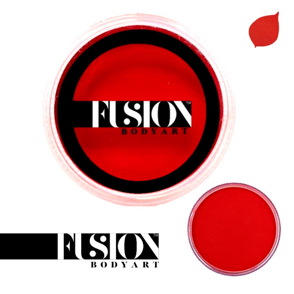 Fusion Body Art Face Paint Prime Cardinal Red
