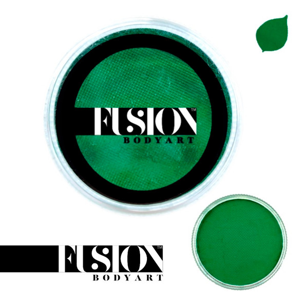 PRIME FRESH GREEN by Fusion Body Art face paint 32g