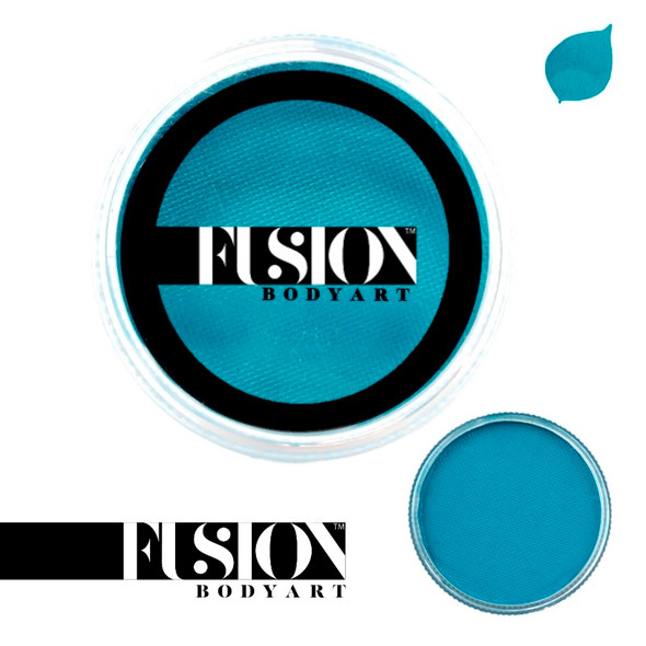 PRIME DEEP TEAL by Fusion Body Art face paint 32g