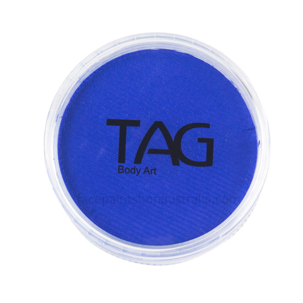 TAG Body Art face paint royal blue