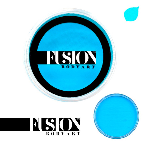 PRIME LIGHT BLUE by Fusion Body Art face paint 32g