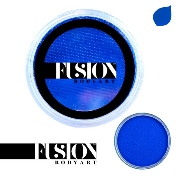 Fusion Body Art Face Paint Magic Fresh Blue