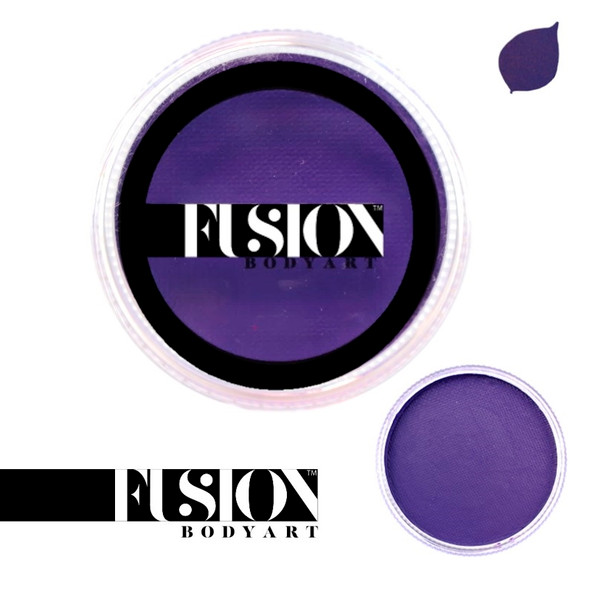 PRIME DEEP PURPLE by Fusion Body Art face paint 32g
