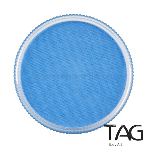 TAG Body Art face paint light blue