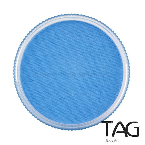 TAG Body Art face paint light blue