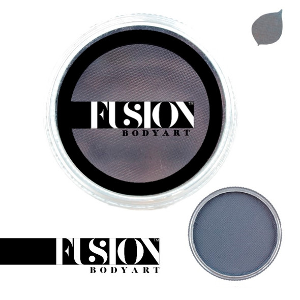 PRIME SHADY GREY by Fusion Body Art face paint 32g