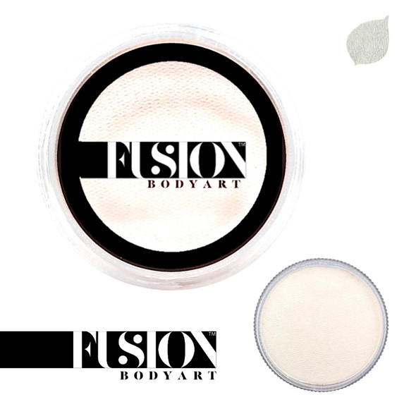 PEARL FAIRY WHITE by Fusion Body Art face paint 25g