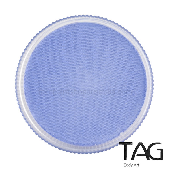 REGULAR POWDER BLUE face and body paint by TAG