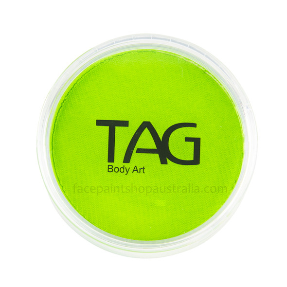 TAG Body Art face paint light green