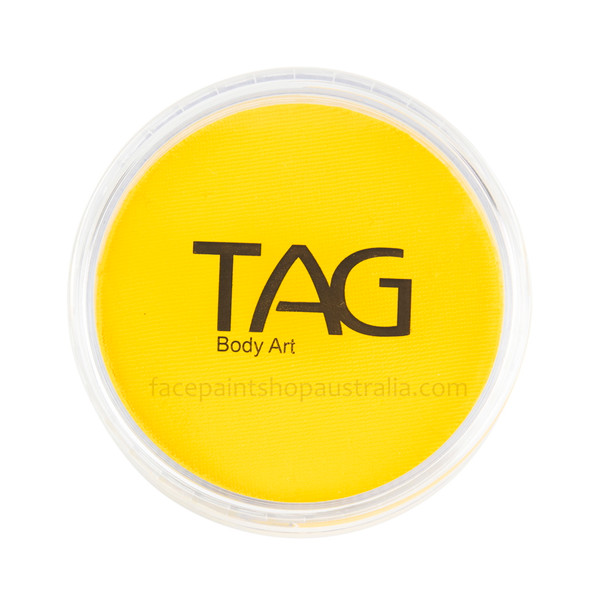 TAG Body Art face paint yellow