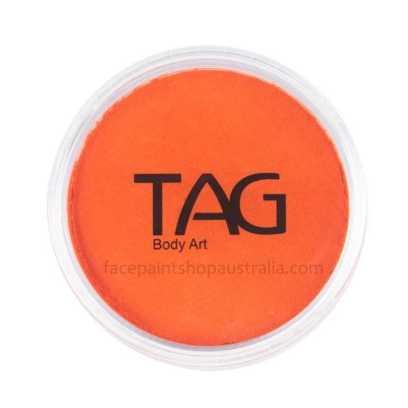 TAG Body Art face paint orange
