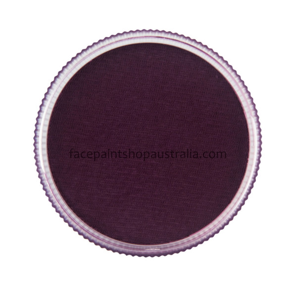TAG Body Art face paint berry wine
