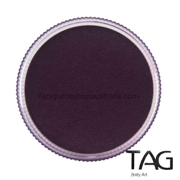 BERRY WINE Face and Body Paint 32g by TAG Body Art