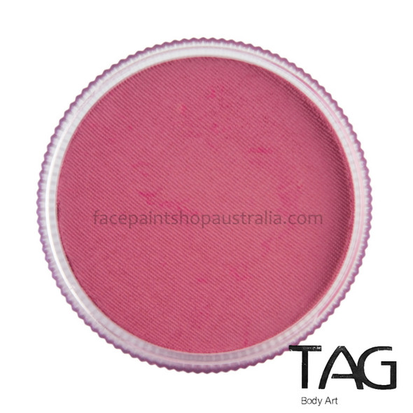 PINK Face and Body Paint by TAG Body Art