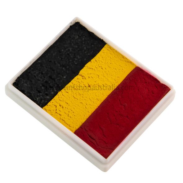 FIRST NATION 50g indigenous colours 50g split cake