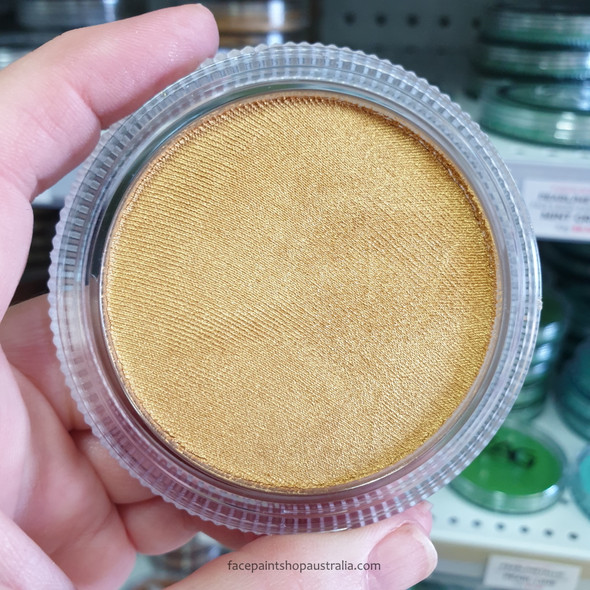 party xplosion face body paint pearl gold