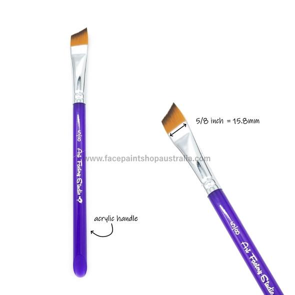 ANGLE BRUSH 5/8 INCH Acrylic Handle