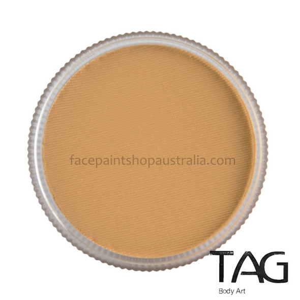 REGULAR BEIGE SKIN face and body paint by TAG