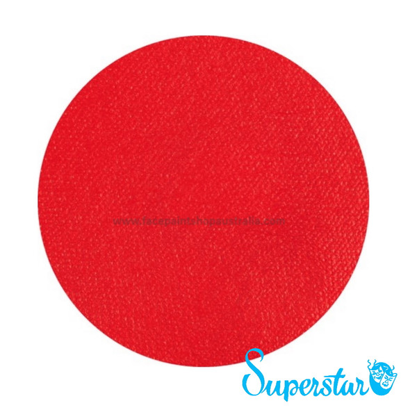 #128 CARMINE RED Superstar Aqua Face and Body Paint 16g
