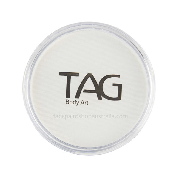 PEARL WHITE by Tag Body Art