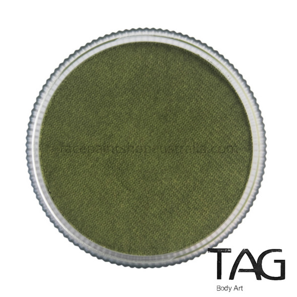 TAG Body Art Face Paint Pearl bronze