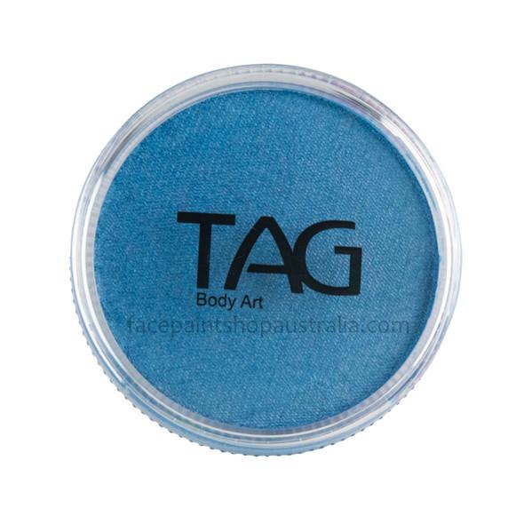 TAG Body Art Face Paint Pearl sky blue
