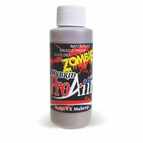 CORPSE 'ZOMBIE' ProAiir Hybrid Waterproof Liquid Face and Body Paint for Airbrush