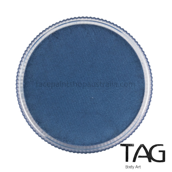 TAG Body Art Face Paint Pearl blue