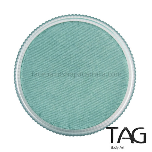 TAG Body Art Face Paint Pearl teal