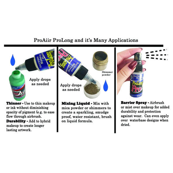 ProLong ProAiir Mixing Liquid - Extender - Barrier 30ml bottle
