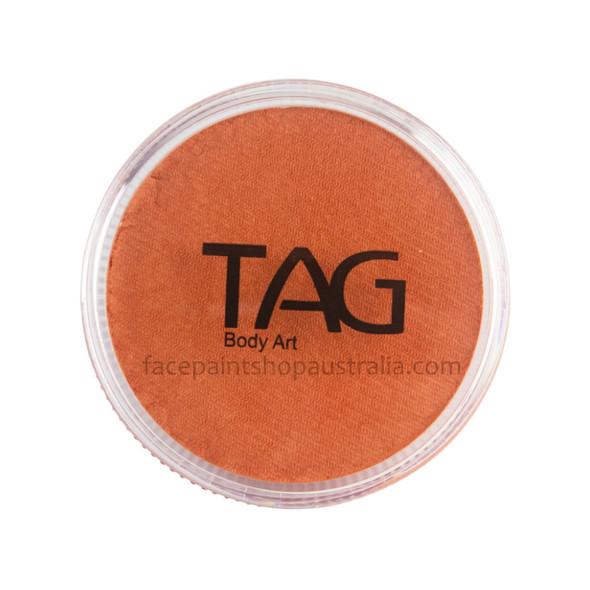 TAG Body Art Face Paint Pearl Orange