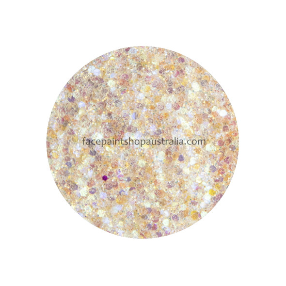 Biosphere Glitter Creme by Amerikan Body Art 10g