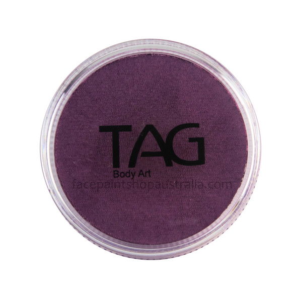 TAG Body Art Face Paint Pearl Wine