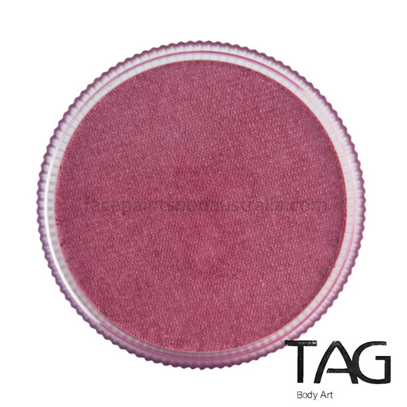 TAG Body Art Face Paint Pearl Rose
