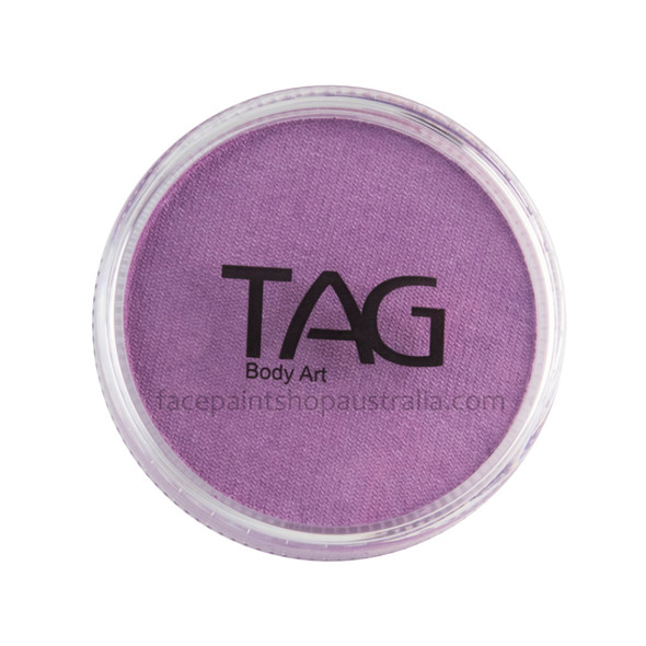 TAG Body Art Face Paint Pearl Lilac
