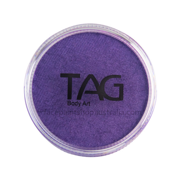 TAG Body Art Face Paint Pearl Purple