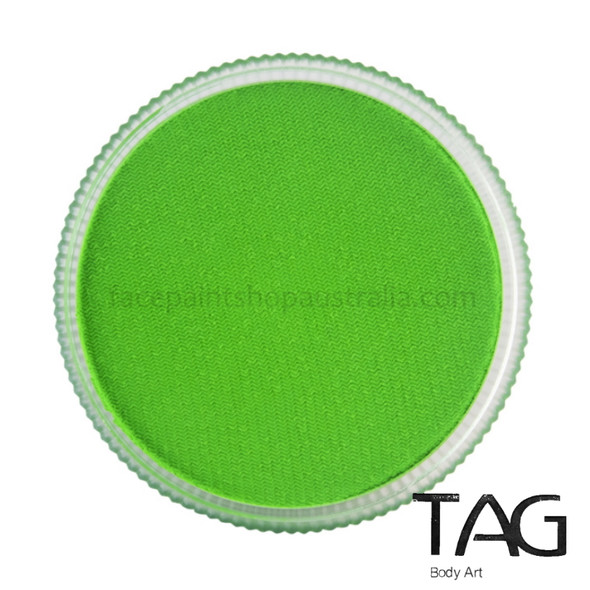 NEON GREEN by TAG Body Art