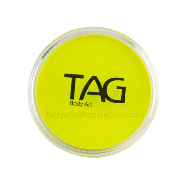 TAG Body Paint face paint Neon yellow