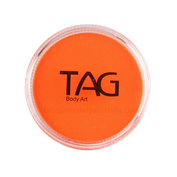 TAG Body Paint face paint Neon orange