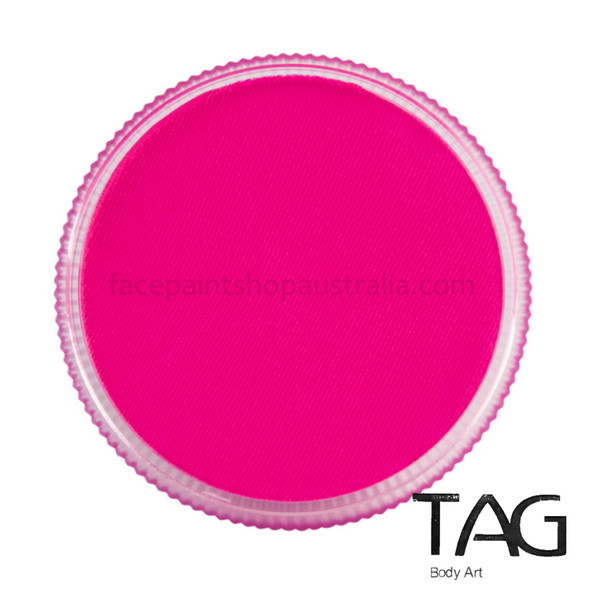 NEON MAGENTA by TAG Body Art