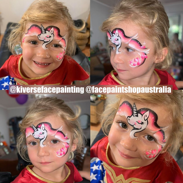 kiverse face painting