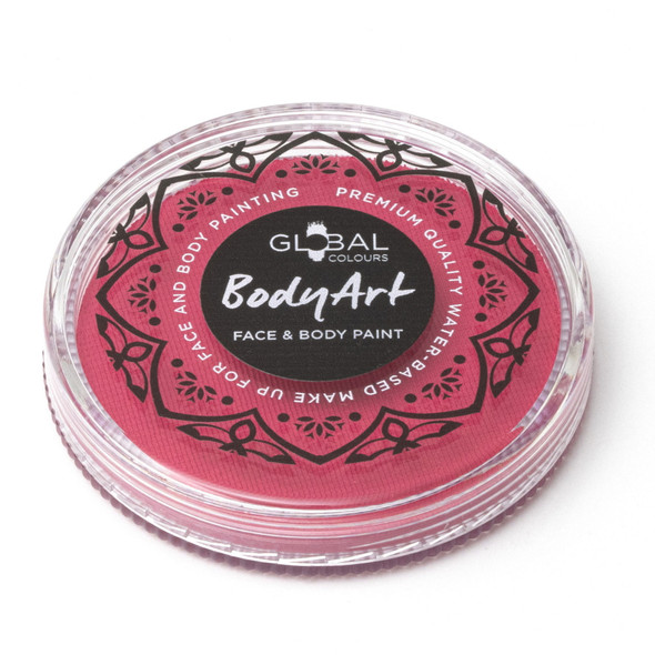 PINK Face and Body Paint Makeup by Global Colours 32g *New Formula*